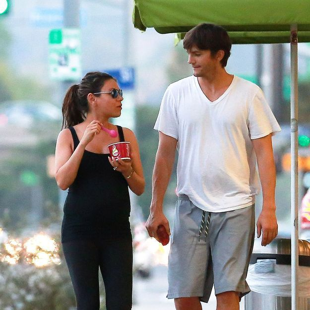 Mila Kunis et Ashton Kutcher accros au sexe
