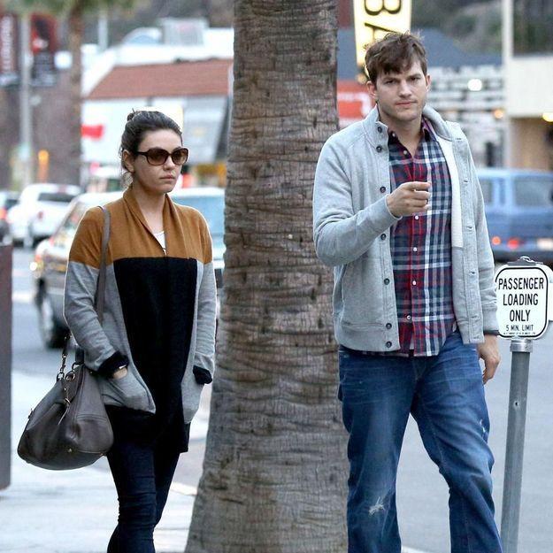 Mila Kunis et Ashton Kutcher, bientôt réunis à l'écran