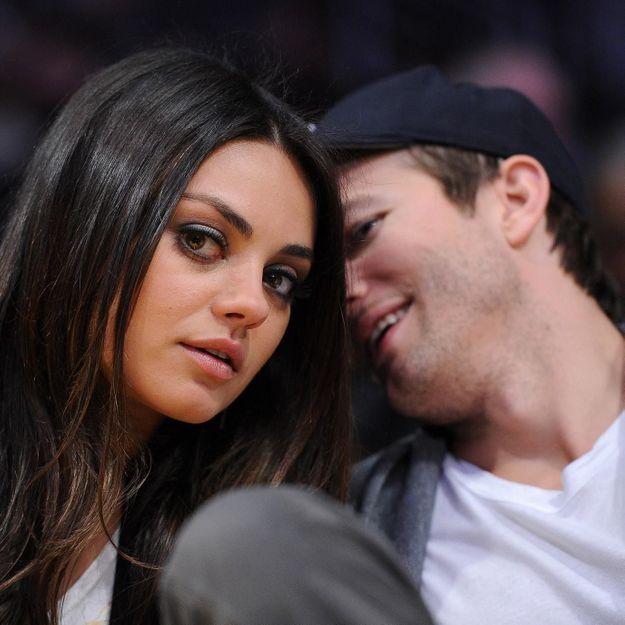 Mila Kunis et Ashton Kutcher : les premières images de leur lune de miel