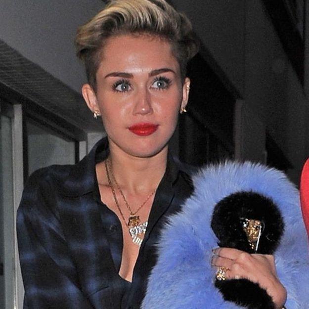 Miley Cyrus ne suit plus son fiancé sur Twitter