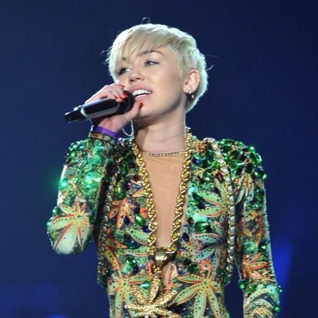Miley Cyrus quitte l'hôpital et reprend sa tournée