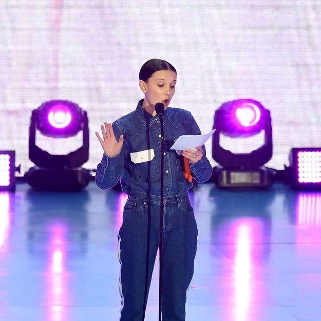 Millie Bobby Brown : son hommage aux victimes d'une fusillade