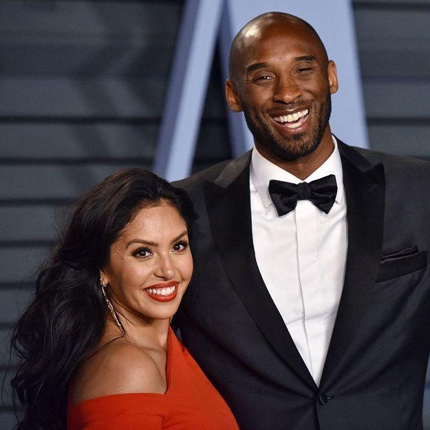 Kobe Bryant : sa femme Vanessa s'exprime pour la première fois depuis sa mort