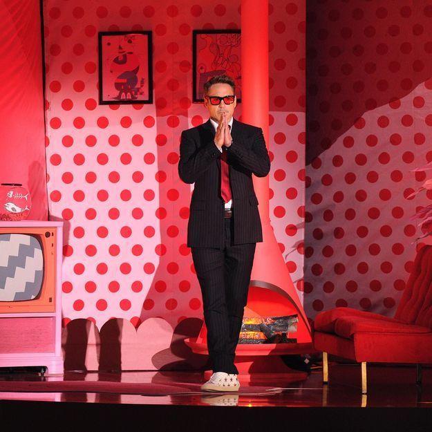 MTV Movie Awards : l'émouvant discours de Robert Downey Jr