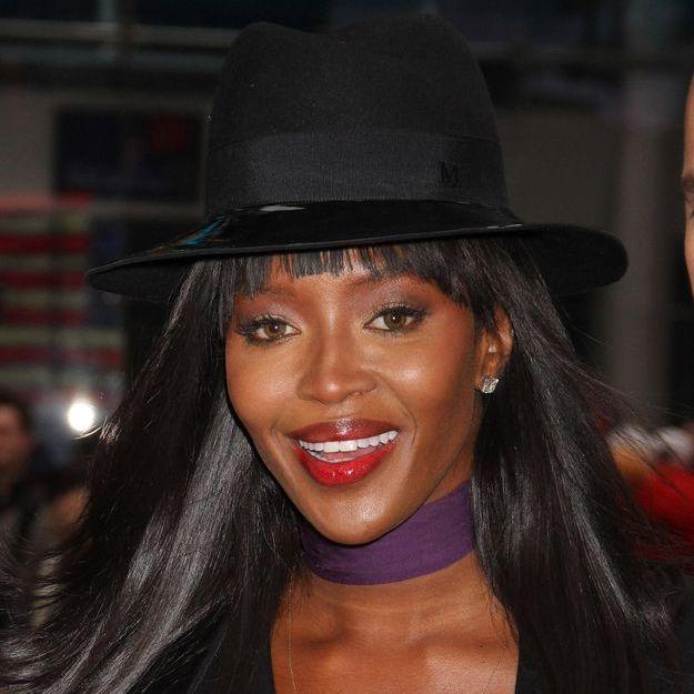 Naomi Campbell se moque de la couverture de Kimye pour Vogue