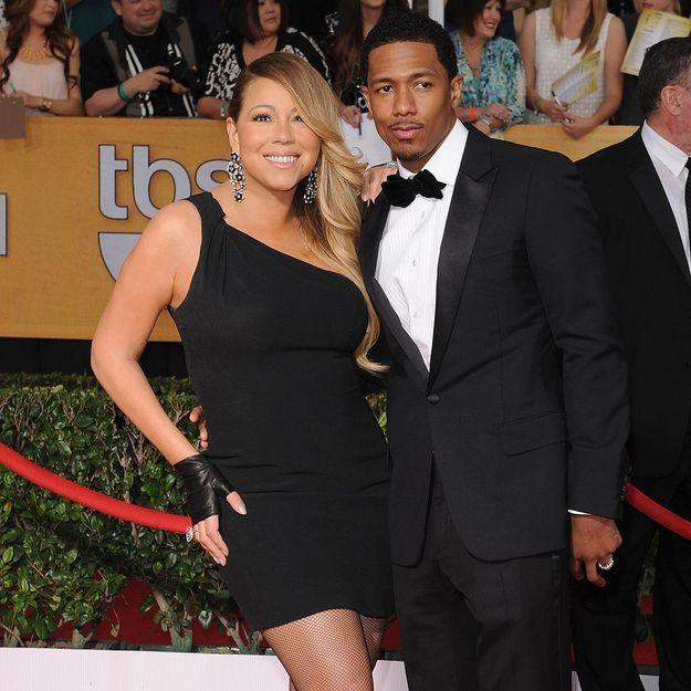 Nick Cannon et Mariah Carey sont «séparés depuis des mois»