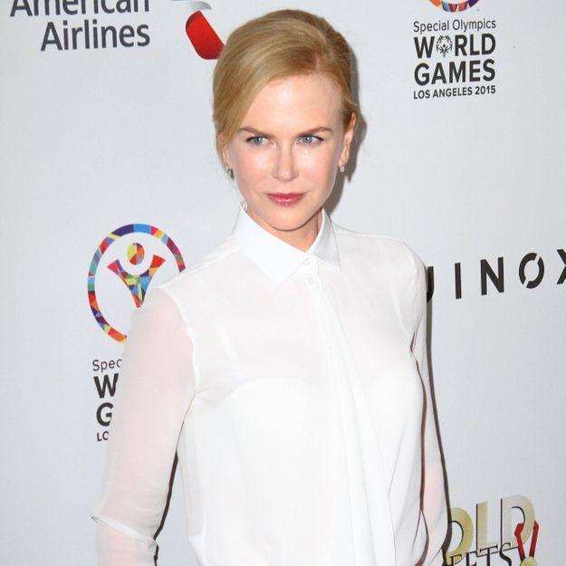 Nicole Kidman critiquée pour sa pub d'Etihad Airways