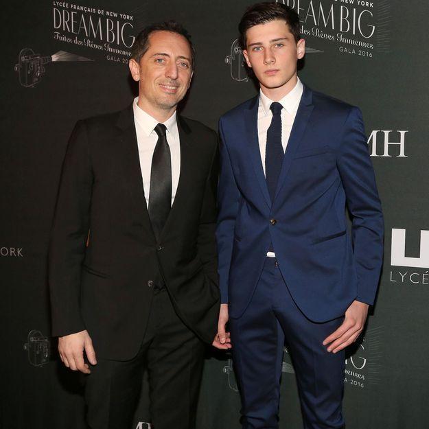 Noé Elmaleh poste une photo de son frère Raphaël, le fils de Charlotte Casiraghi et Gad Elmaleh