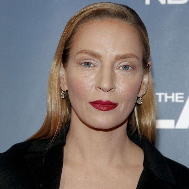Uma Thurman : « Je crois que personne n'a aimé mon maquillage »