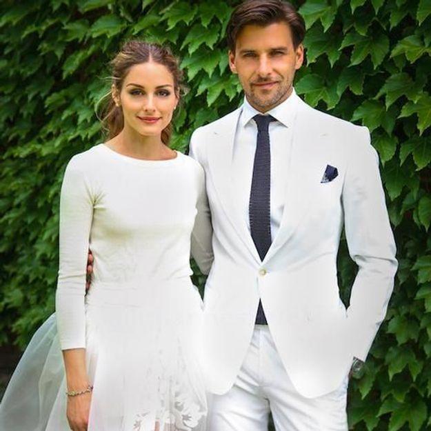 Olivia Palermo annonce son mariage secret