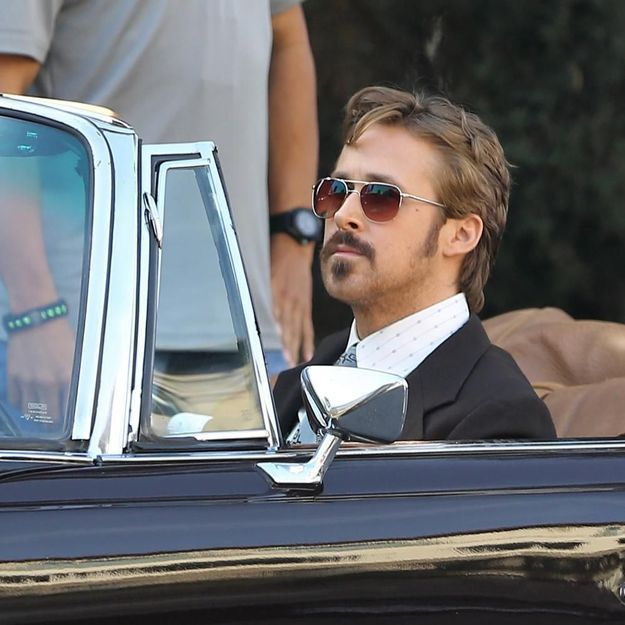 On aime ou pas : la barbichette de Ryan Gosling ?