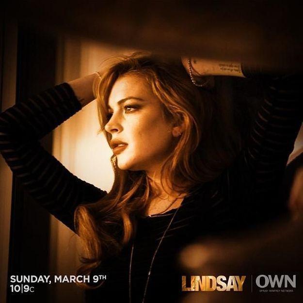 Oprah Winfrey critique violement Lindsay Lohan
