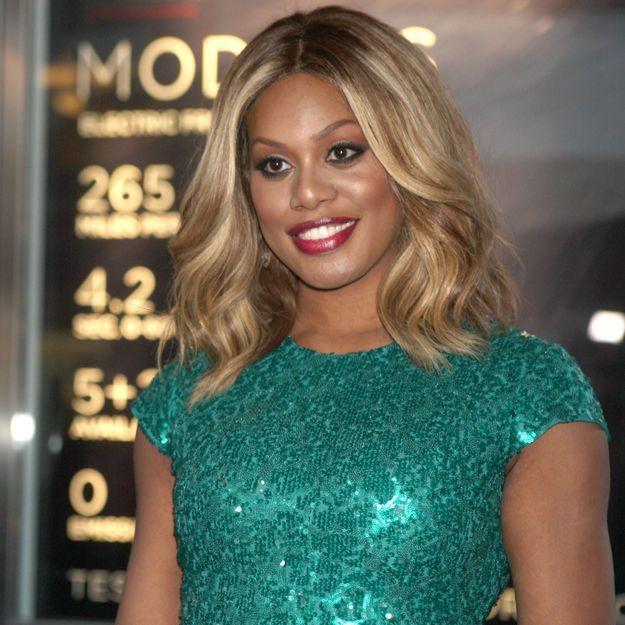« Orange is the New Black » : Laverne Cox devient la première transsexuelle du musée de Madame Tussauds