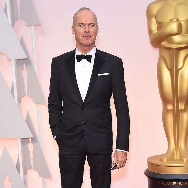Oscars 2015 : la triste vidéo de Michael Keaton qui range son discours en perdant