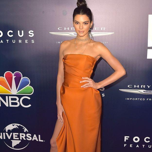 Où est la jambe de Kendall Jenner : la photo qui va vous rendre fou