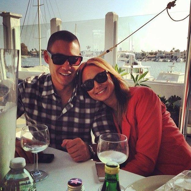 Oublié George Clooney, Stacy Keibler s'est mariée