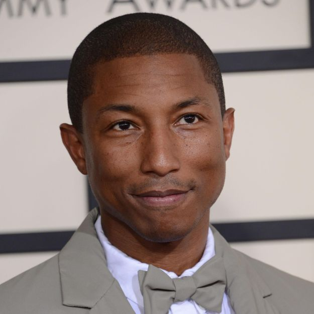 Pharrell Williams prend la défense d'un homme moqué sur Internet