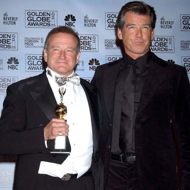 Pierce Brosnan rend hommage à Robin Williams