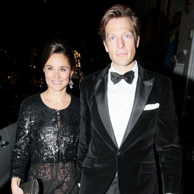 Pippa Middleton se serait fiancée à Nico Jackson