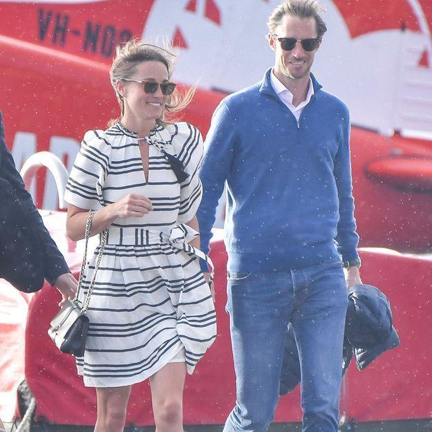 Pippa Middleton : un voyage de noce qui fait rêver