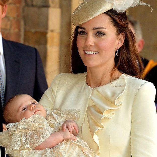 Prince George : le fils de Kate Middleton couvert de cadeaux