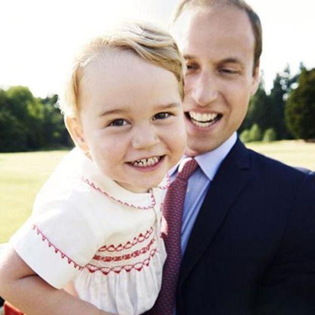 Prince George : un cadeau très imposant pour ses 2 ans