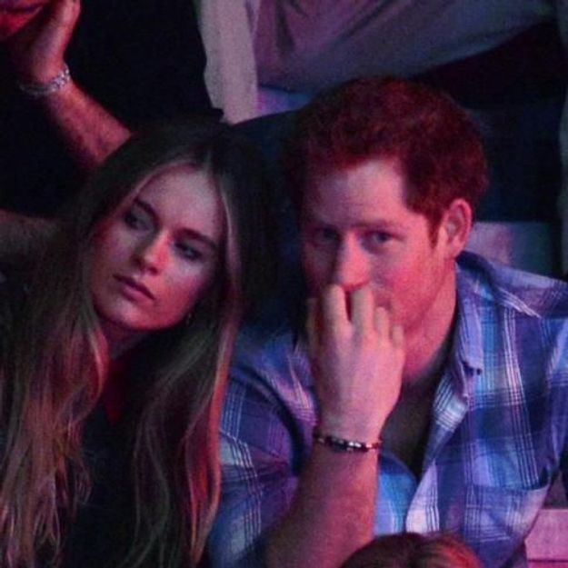Prince Harry et Cressida Bonas: c'est fini!