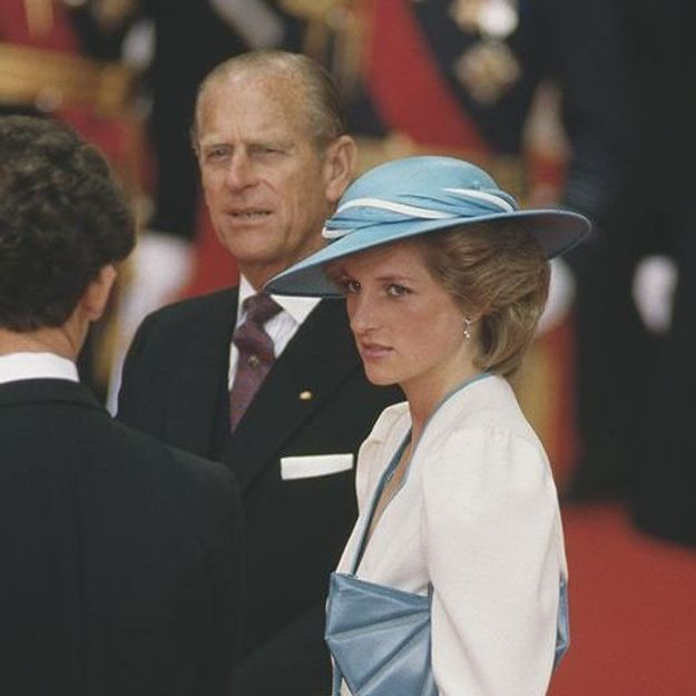 Prince Philip : sa correspondance secrète avec Lady Di