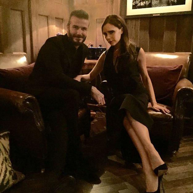 Quand David Beckham déclare son amour à Victoria sur Facebook