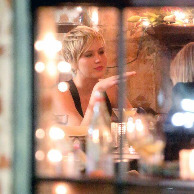 Quand Jennifer Lawrence invite une sans-abri au restaurant