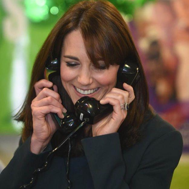 Quand Kate Middleton et le prince William jouent les secrétaires