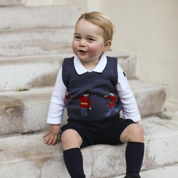 Quand le prince George est le roi de la mode
