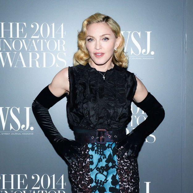 Quand Madonna provoque la colère des internautes