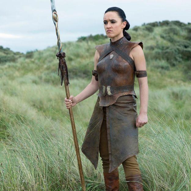 Qui est Keisha Castle-Hughes, la nouvelle guerrière de «Game of Thrones»?