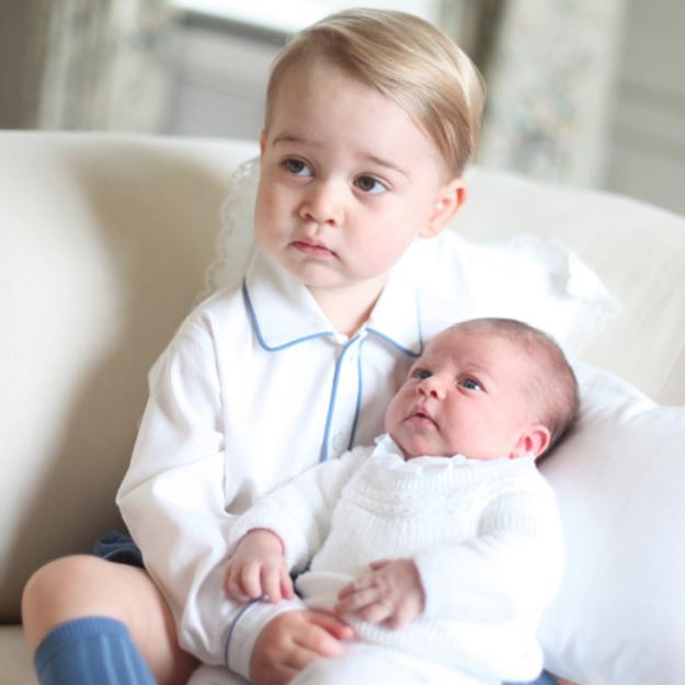 Qui sont les parrains et marraines de la princesse Charlotte ?