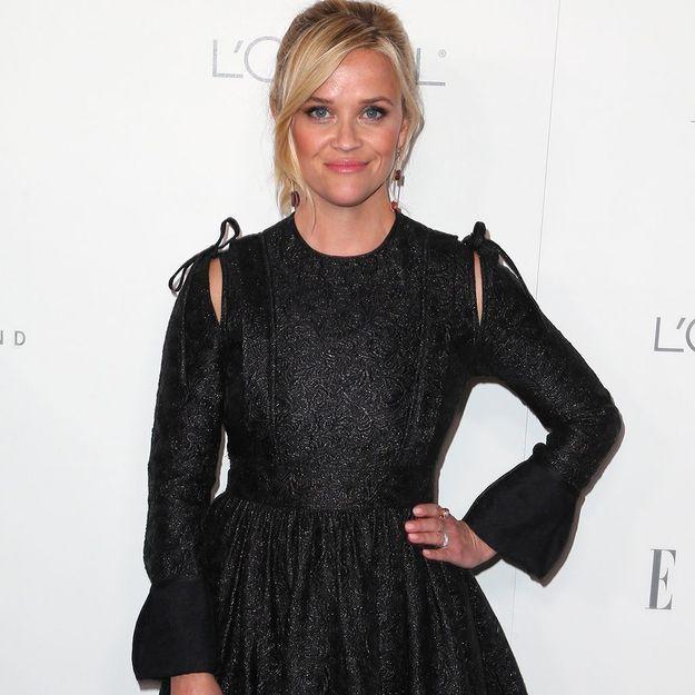 Reese Witherspoon agressée sexuellement à 16 ans par un producteur