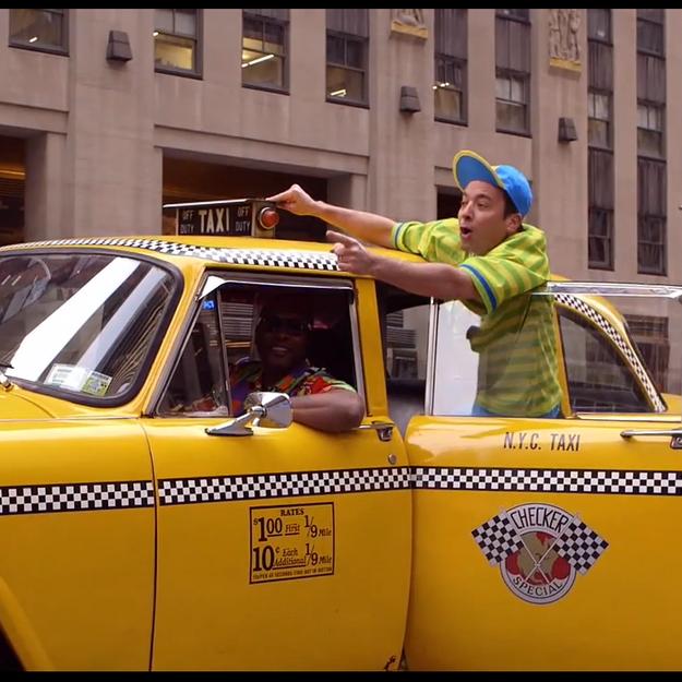 Regardez l'incroyable parodie du générique du « Prince de Bel-Air » par Jimmy Fallon