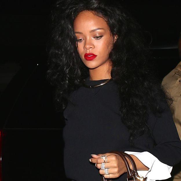 Rihanna: critiquée par TLC, elle se venge sur Twitter