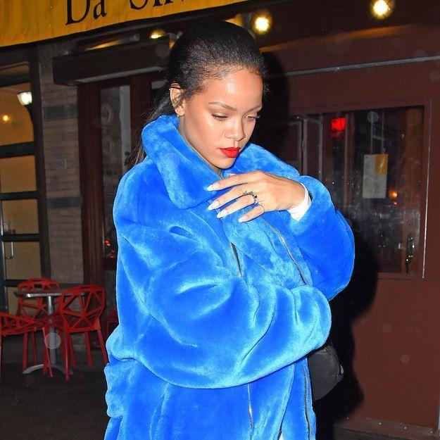 Rihanna et Leonardo DiCaprio de nouveau ensemble lors d'une soirée