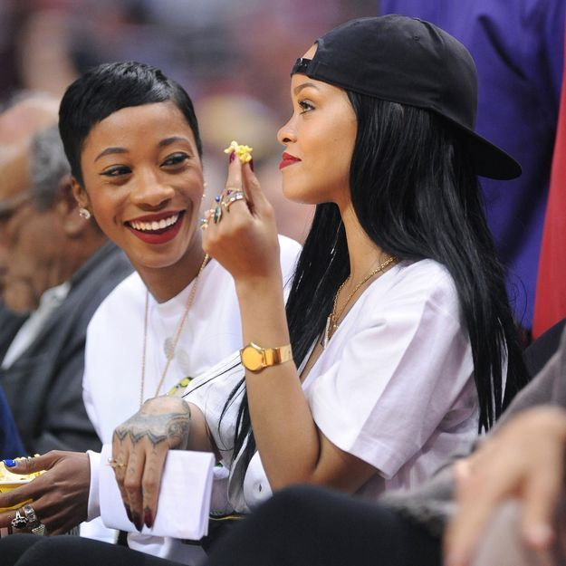 Rihanna : son père déteste sa meilleure amie, Melissa Forde