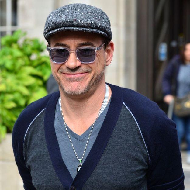Robert Downey Jr. est papa d'une petite fille !