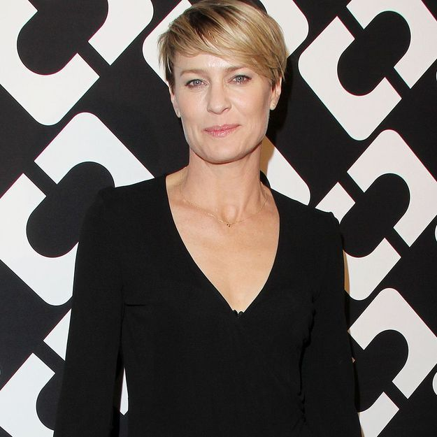 Robin Wright assume ses injections de Botox