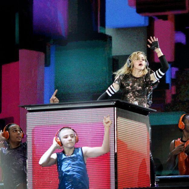 Rocco, la nouvelle star de la famille de Madonna