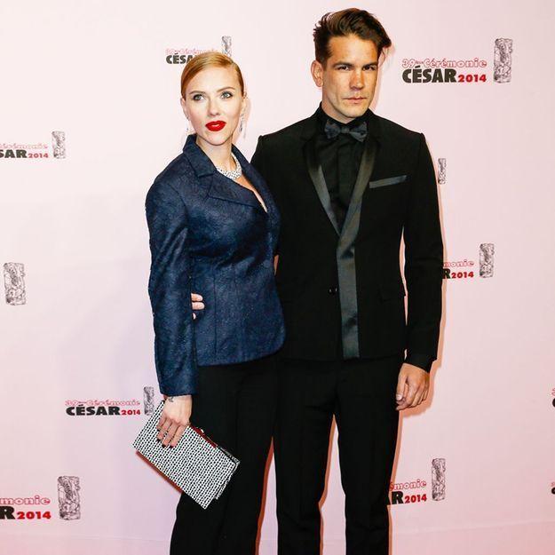 Scarlett Johansson : qui est Romain Dauriac, son fiancé français ?