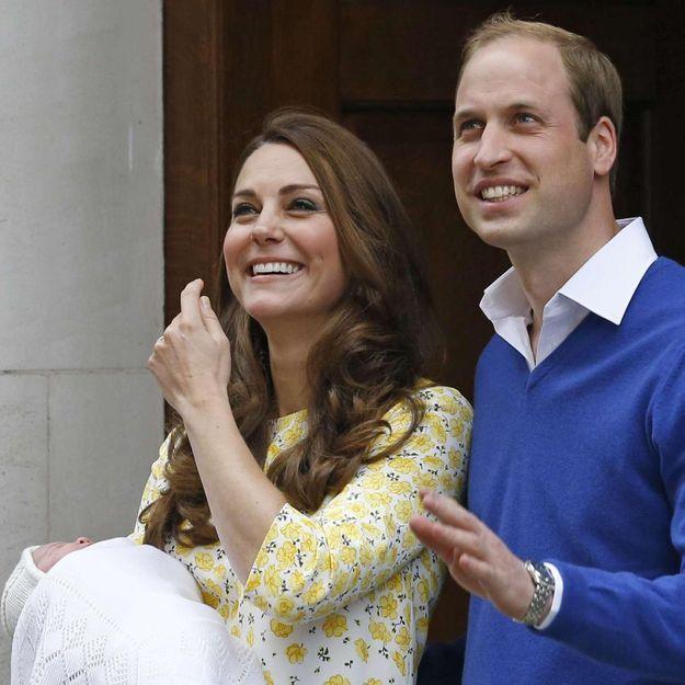 Royal Baby: découvrez les unes de la presse britannique