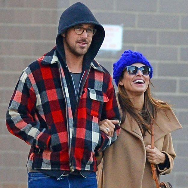 Ryan Gosling et Eva Mendes : découvrez le prénom de leur fille