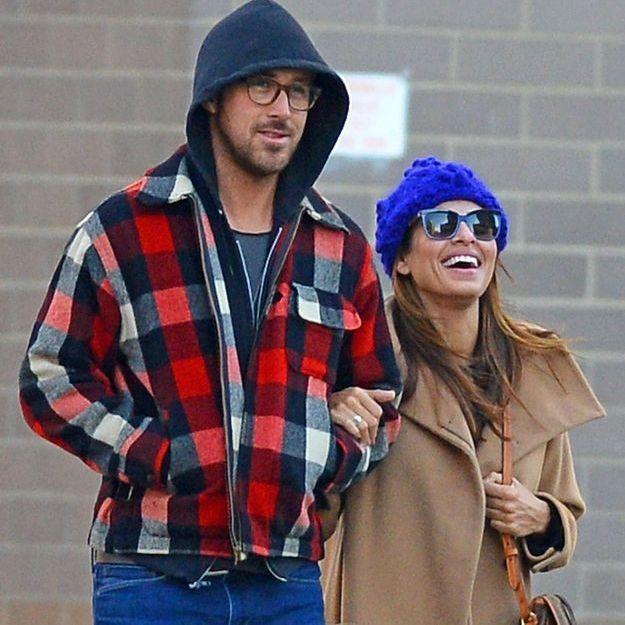 Ryan Gosling et Eva Mendes ont eu un rendez-vous galant