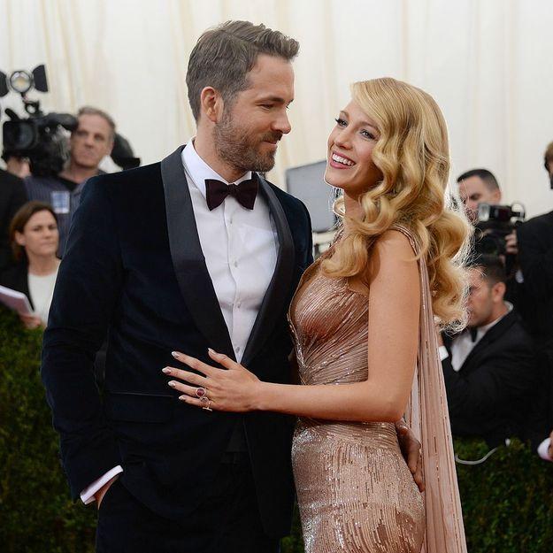 Ryan Reynolds révèle que sa fille ne s'appelle pas Violet