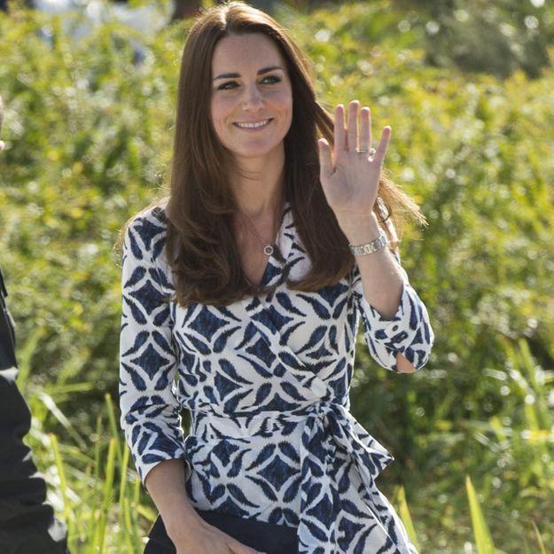 Le fessier royal de Kate Middleton fait polémique