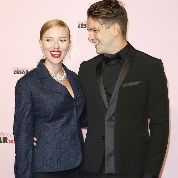 Scarlett Johansson déjà enceinte de 5 mois !